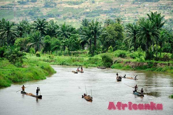 Климат Демократической Республики Конго