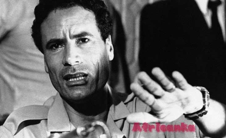 Военный переворот Ливии