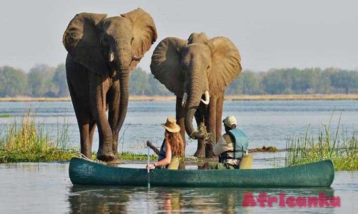 отдых в Зимбабве