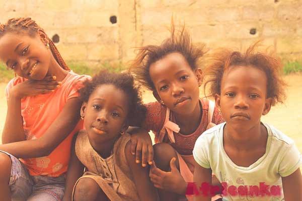 Население Демократической Республики Конго