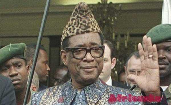 Мобуту Сесе Секо