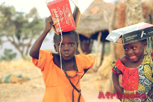 Население Нигерии