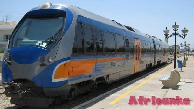 Поезда в Тунисе
