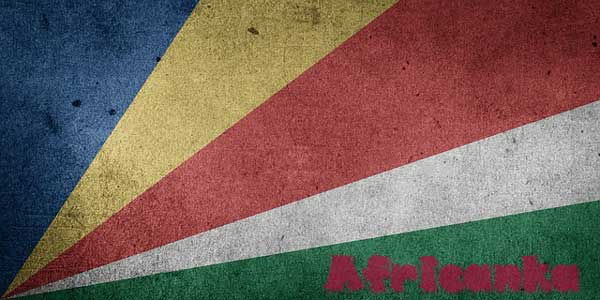 Сейшельские острова флаг