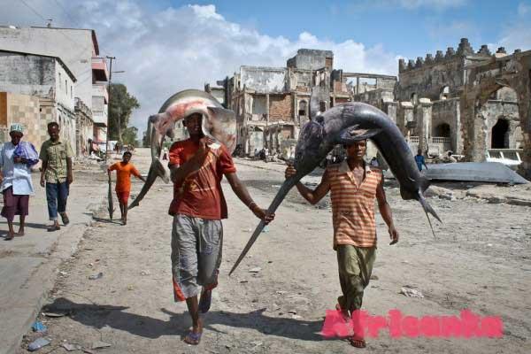 Ресурсы Сомали