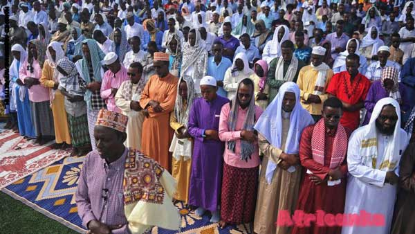 Религия в Сомали