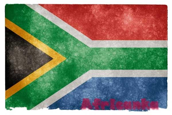 Южно-Африканская Республика (ЮАР) флаг