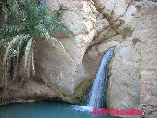 Реки в Тунисе