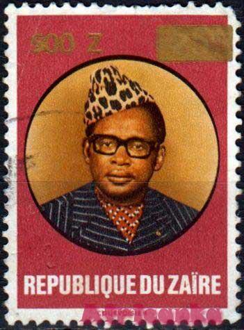 Культ личности Мобуту