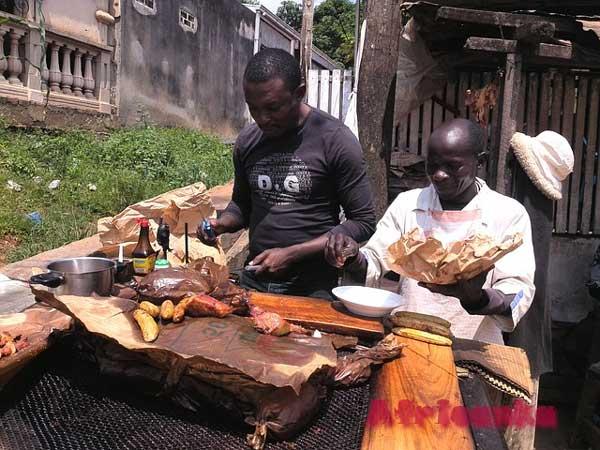 Камерун: экономика
