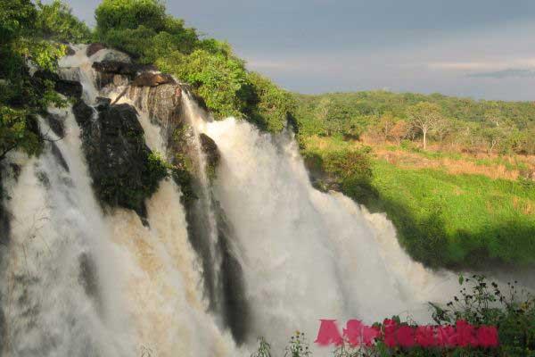 Центральноафриканская Республика: климат