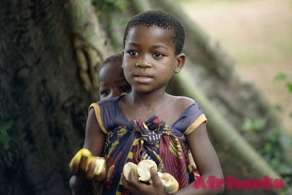 Центральноафриканская Республика: люди