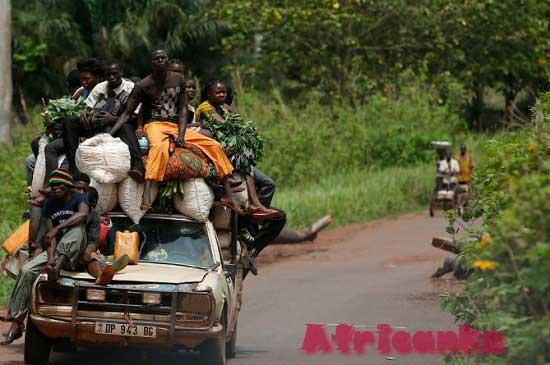 Центральноафриканская Республика: