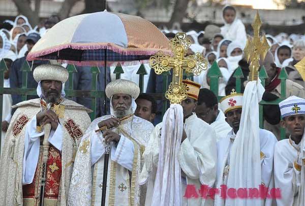 Эритрея: религия