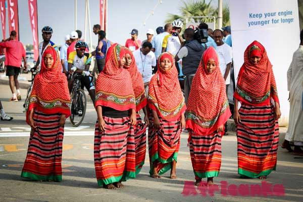 Эритрея люди
