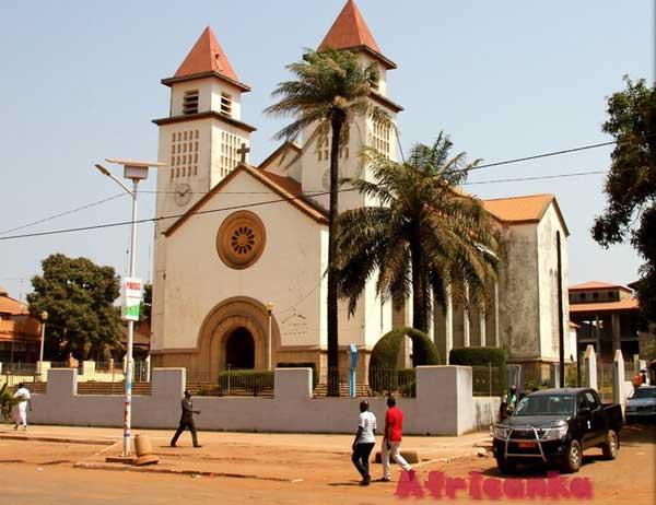 Гвинея-Бисау: религиозная принадлежность