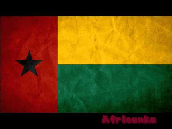 Флаг Гвинея-Бисау