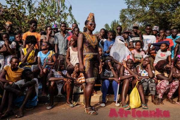 Гвинея-Бисау: люди