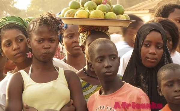 Гвинея-Бисау: демографическая тенденция