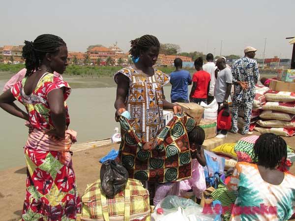 Гвинея-Бисау: финансы и торговля