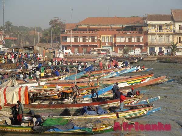 Гвинея-Бисау: ресурсы