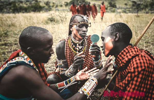 Жизнь племени масаи: церемонии и ритуалы