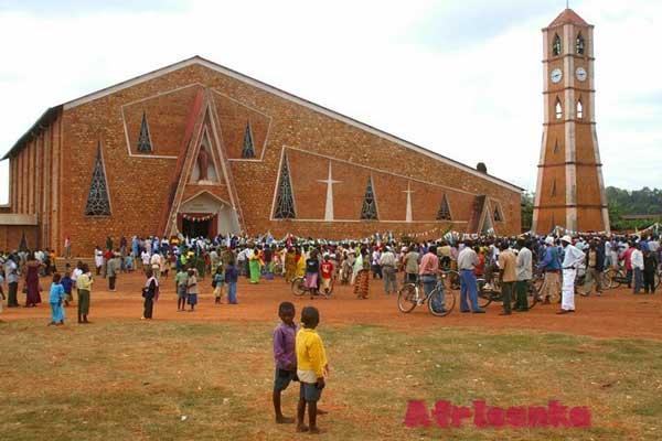 Бурунди: религия