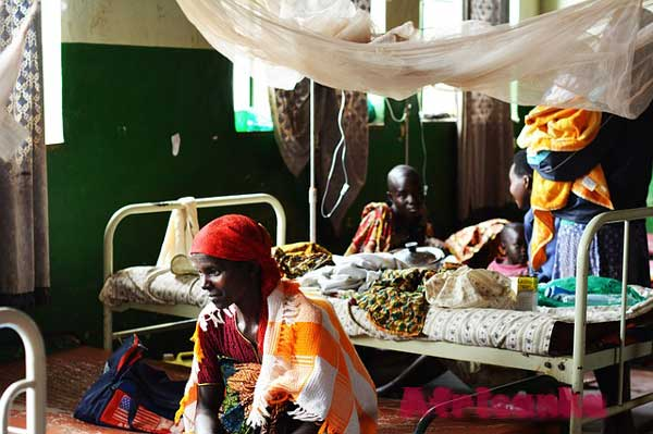 Люди Бурунди