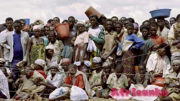 Бурунди: беженцы