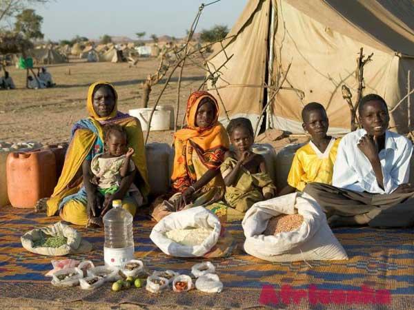 Население Чада