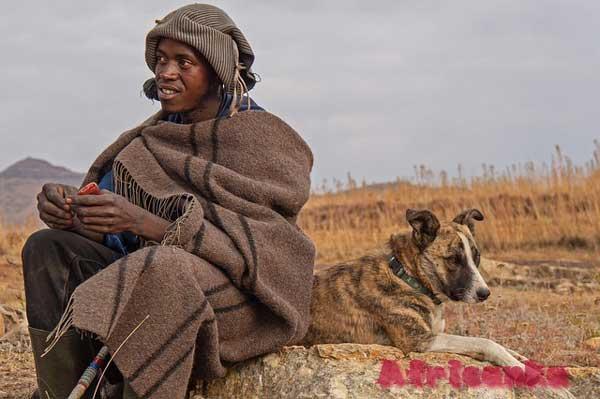 Лесото: люди