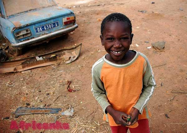 Сенегал: люди