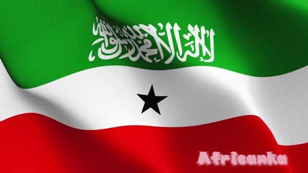 флаг Сомалиленд