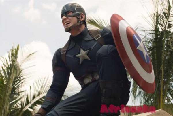Капитан Америка: Гражданская Война - Нигерия