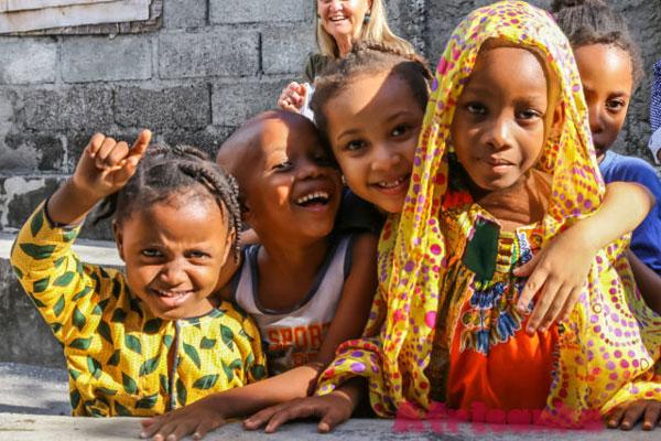 Люди Коморских островов