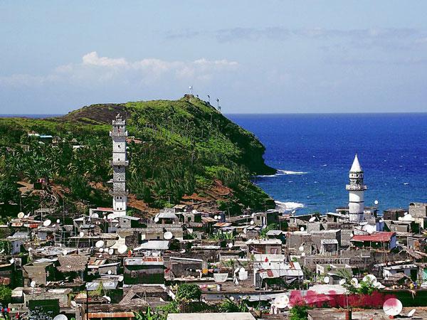 Коморские острова: краткая история