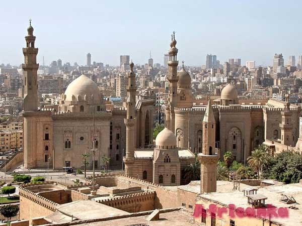 Египет / самые богатые страны Африки