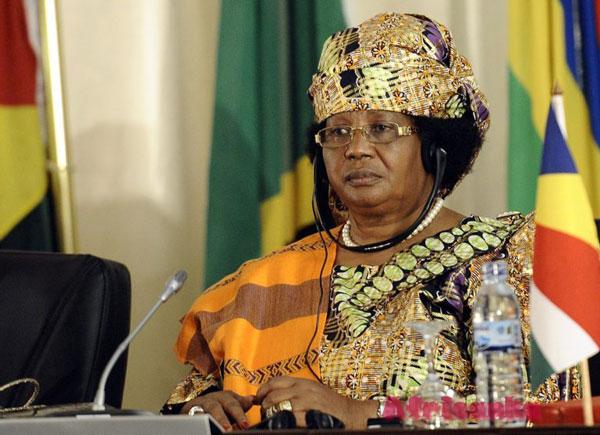Джойс Банда (Малави) Африканские женщины