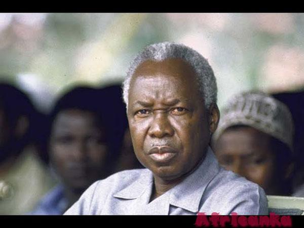 Герои Африки: Юлиус Ньерере