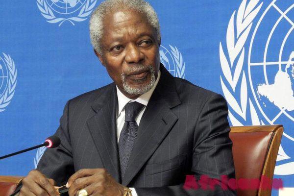 Герои Африки: Кофи Аннан