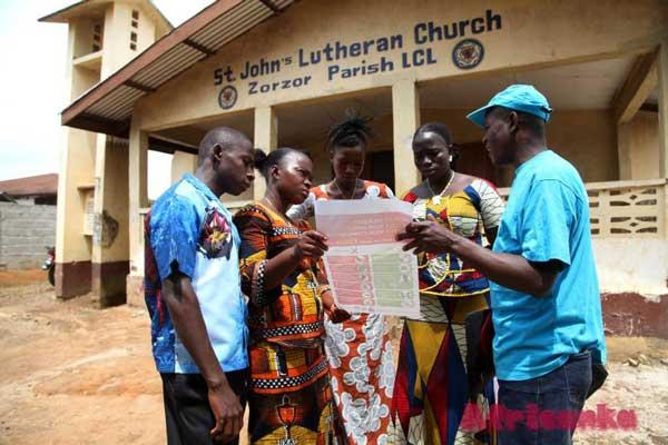 Либерия Религия