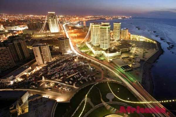 Ливия / самые богатые страны Африки