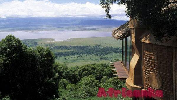 Где остановиться посещая Кратер Нгоронгоро