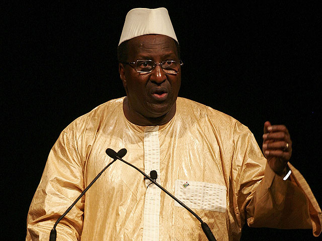 Альфа Умар Конаре (Мали)