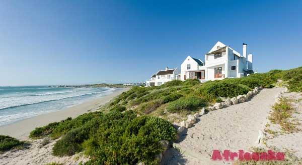 Лучшие пляжи Африки: Патерностер, ЮАР