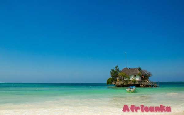 Романтический отдых в Африке: Остров Пемба, Танзания