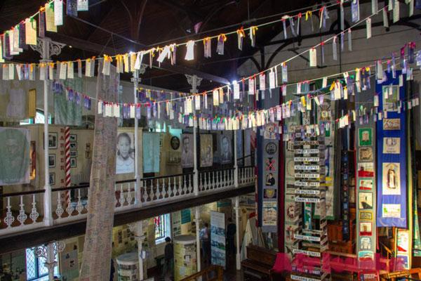 Музей Шестого района