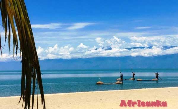 Озеро Танганьике, Танзания