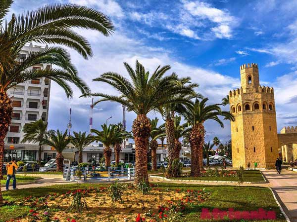 Тунис / самые богатые страны Африки