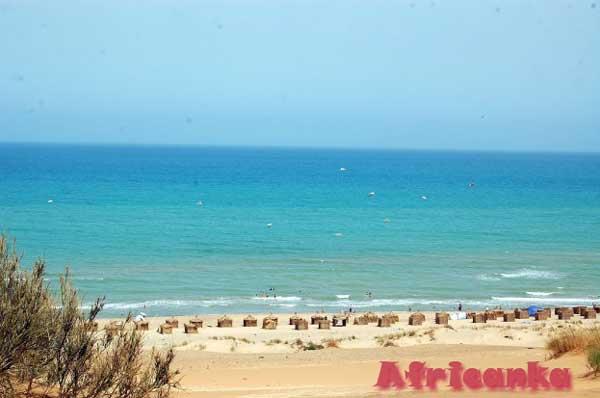 Лучшие пляжи Африки: Зиама-Мансурия, Алжир